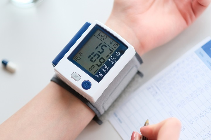 ABPM (24 hour blood pressure monitor)