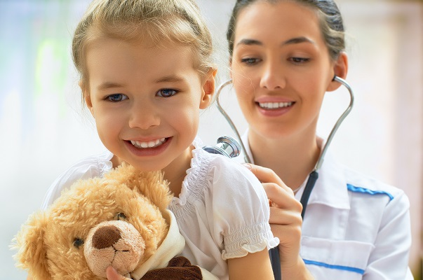Online infant and pediatric video consultation